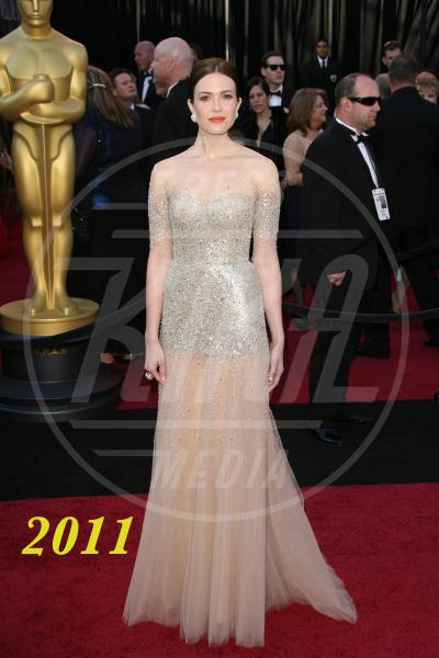 Mandy Moore - Hollywood - 27-02-2011 - L'Oscar dell'eleganza 2008-2012: cinque anni di best dressed