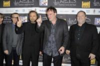 Christoph Waltz, Franco Nero, Harvey Weinstein, Quentin Tarantino - Los Angeles - 20-02-2013 - Scandalo Weinstein, la confessione shock di Quentin Tarantino