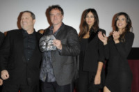 Madalina Ghenea, Elisabetta Canalis, Harvey Weinstein, Quentin Tarantino - Los Angeles - 20-02-2013 - Scandalo Weinstein, la confessione shock di Quentin Tarantino