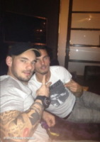 Wesley Sneijder - 20-02-2013 - Dillo con un tweet: Rihanna è sexy e illegale