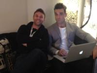 Robbie Williams - Milano - 20-02-2013 - Dillo con un tweet: Rihanna è sexy e illegale