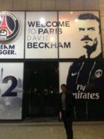 David Beckham - Milano - 20-02-2013 - Dillo con un tweet: Rihanna è sexy e illegale