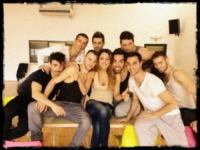 Anna Tatangelo - Milano - 20-02-2013 - Dillo con un tweet: Rihanna è sexy e illegale
