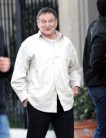 Robin Williams - Los Angeles - 20-02-2013 - Robin Williams fa il paragone fra Kim Kardashian e Mrs Doubtfire