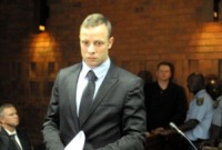 Oscar Pistorius - Pretoria - 20-02-2013 - Pistorius sentenza shock: 6 anni per l'omicidio della fidanzata