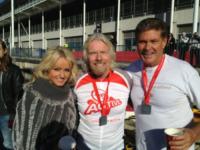 "Hayley Roberts, Richard Branson, David Hasselhoff - Milano - 21-02-2013 - Dillo con un tweet: Lola Ponce: ""Sarò una mamma rock"""