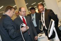Principe Alberto di Monaco - Monaco - 21-02-2013 - Anche un principe ha bisogno del dentista
