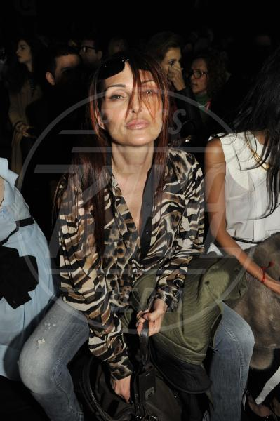 Anna Oxa - Milano - 21-02-2013 - Eva Mendes e il maculato: un abbinamento perfetto