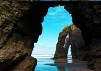 Playa de las Catedrales - Milano - 22-02-2013 - Sicilia batte Caraibi. La Spiaggia dei Conigli è la più bella