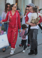Casper Smart, Emme Anthony, Max Anthony, Jennifer Lopez - Los Angeles - 22-02-2013 - Casper Smart, bye bye J-Lo, meglio i transessuali