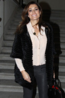 Alena Seredova - Milano - 23-02-2013 - Alena Seredova e Gianluigi Buffon: il matrimonio è a rischio