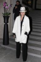 Maddalena Corvaglia - Milano - 23-02-2013 - Le celebrities vanno in bianco… anche d'inverno!