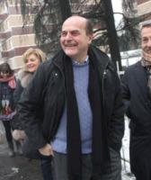 Daniela Ferrari, Pierluigi Bersani - 24-02-2013 - Pierluigi Bersani ricoverato a Parma per un malore