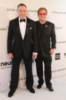 David Furnish, Elton John - Los Angeles - 24-02-2013 - Baldwin-Delevingne: la bandiera arcobaleno sempre più in alto