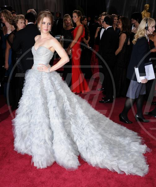 Amy Adams - Hollywood - 24-02-2013 - Oscar dell'eleganza 2010-2014: 5 anni di best dressed
