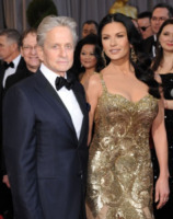 Catherine Zeta Jones, Michael Douglas - Hollywood - 24-02-2013 - Cruz-Bardem & co: gli amori più romantici dello showbiz