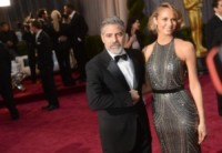 """Stacy Keibler, George Clooney - Hollywood - 24-02-2013 - Stacy Keibler parla di Clooney: """"Siamo ancora amici"""""""