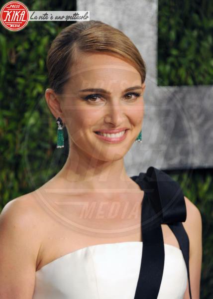 Natalie Portman - West Hollywood - 24-02-2013 - Giornata dell'ambiente: le star a tutela del pianeta