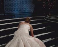 Jennifer Lawrence - Los Angeles - 24-02-2013 - Jennifer Lawrence seminuda e ubriaca balla la pole dance