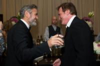 Quentin Tarantino, George Clooney - Hollywood - 24-02-2013 - Oscar 2013: quel mattacchione di Jack Nicholson