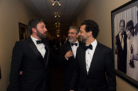 Grant Heslov, Ben Affleck, George Clooney - Hollywood - 24-02-2013 - Oscar 2013: quel mattacchione di Jack Nicholson