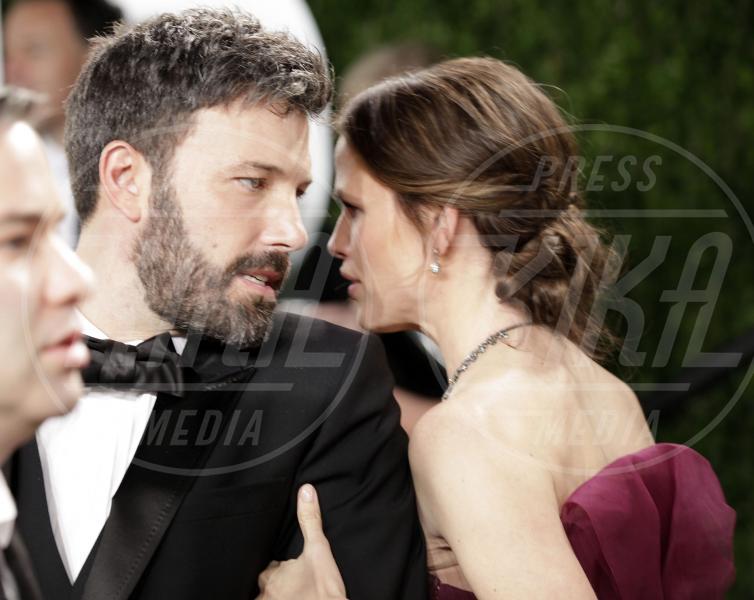 Jennifer Garner, Ben Affleck - Los Angeles - 25-02-2013 - Anche Mel B divorzia, la classifica delle ex coppie più longeve