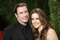 Kelly Preston, John Travolta - Los Angeles - 25-02-2013 - John Travolta ricorda il dramma della morte di suo figlio