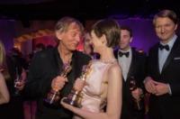 Anne Hathaway - Hollywood - 24-02-2013 - Si festeggia. Governors Ball 2013, facce da Oscar