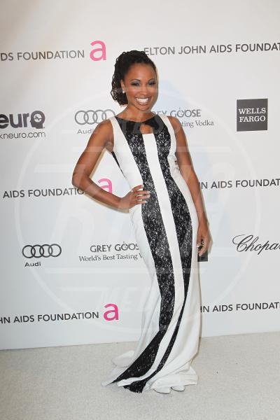 Shanola Hampton - Los Angeles - 26-02-2013 - Sul red carpet, l'optical è… l'optimum!