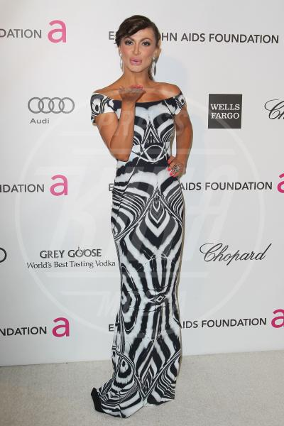 Karina Smirnoff - Los Angeles - 26-02-2013 - Sul red carpet, l'optical è… l'optimum!