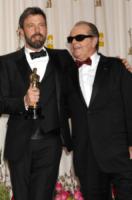 Jack Nicholson, Ben Affleck - Hollywood - 24-02-2013 - Jack Nicholson: niente perdita di memoria né addio al cinema