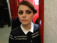 Annalisa Scarrone - 26-02-2013 - Dillo con un tweet: primo capello bianco per Caterina Balivo
