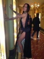 Nina Moric - 26-02-2013 - Dillo con un tweet: primo capello bianco per Caterina Balivo
