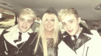 Tara Reid - 26-02-2013 - Dillo con un tweet: primo capello bianco per Caterina Balivo