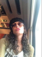 Raffaella Fico - 26-02-2013 - Dillo con un tweet: primo capello bianco per Caterina Balivo