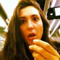 Caterina Balivo - Milano - 26-02-2013 - Dillo con un tweet: primo capello bianco per Caterina Balivo