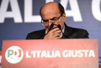 Pierluigi Bersani - Roma - 26-02-2013 - Pierluigi Bersani ricoverato a Parma per un malore