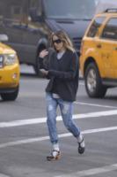 Sarah Jessica Parker - New York - 27-02-2013 - Il ritorno del calzino: chic or choc?