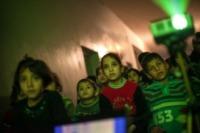 Campo profughi - IDLIB - 10-02-2013 - Siria: i bambini del campo profughi di Atma