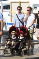 David Burtka, figli, Neil Patrick Harris - Saint Tropez - 02-08-2012 - Ricky Martin ha consigliato a Miguel Bosè la madre surrogata