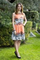 Francesca Cavallin - Roma - 01-03-2013 - Viola o arancione? È questo il dilemma… per Halloween!