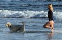Rosie Huntington-Whiteley - Los Angeles - 02-03-2013 - Bizzarrie da star: Barbra Streisand clona il suo cane