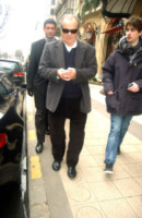 Jack Nicholson - Parigi - 02-03-2013 - Hollywood: Jack Nicholson nei panni di Silvio Berlusconi