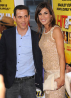 Elisabetta Canalis, Steve-O - Los Angeles - 14-08-2012 - La paura di Elisabetta Canalis? Restare zitella!
