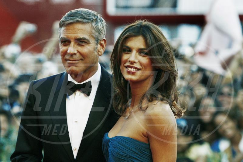Elisabetta Canalis, George Clooney - Venezia - 08-09-2009 - La paura di Elisabetta Canalis? Restare zitella!