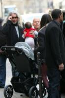 Mabel Ray Willis, Bruce Willis - Parigi - 09-02-2013 - Il cuore di un padre è un capolavoro della natura