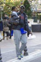 Kenzo Hounsou, Djimon Hounsou - Los Angeles - 19-12-2012 - Il cuore di un padre è un capolavoro della natura