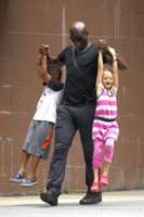 Leni Samuel, Henry Samuel, Seal - New York - 23-06-2011 - Il cuore di un padre è un capolavoro della natura