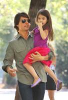 Suri Cruise, Tom Cruise - 07-09-2010 - Il cuore di un padre è un capolavoro della natura