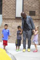 Leni Samuel, Johan, Henry, Seal - New York - 22-06-2011 - Il cuore di un padre è un capolavoro della natura